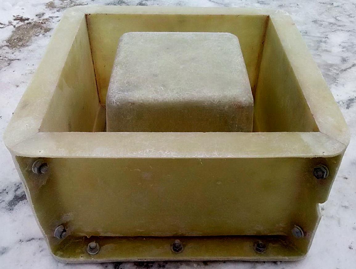 мытый бетон купить формы